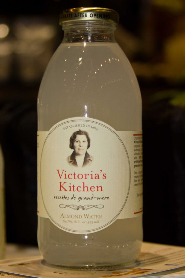 victorias kitchen almond waterjpg - Victorias Kitchen Almond Water